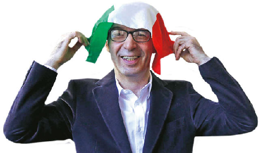 how to say benign in italian