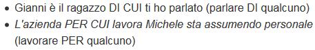 relative pronoun cui, example