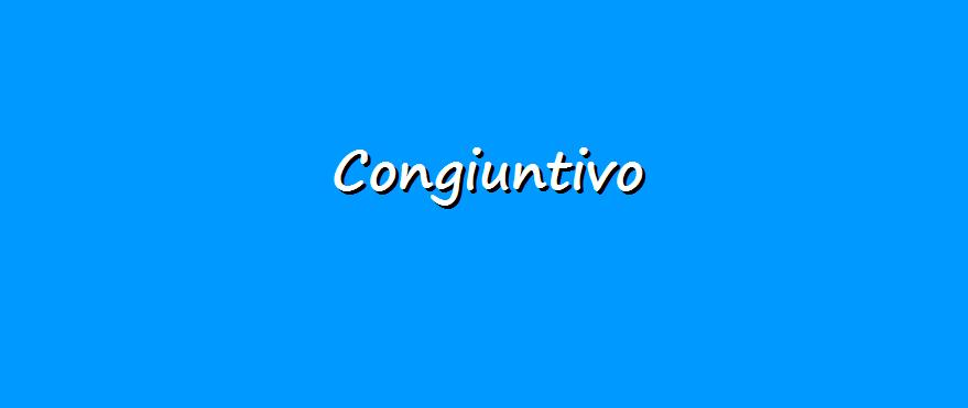 Subjunctive verb Italian