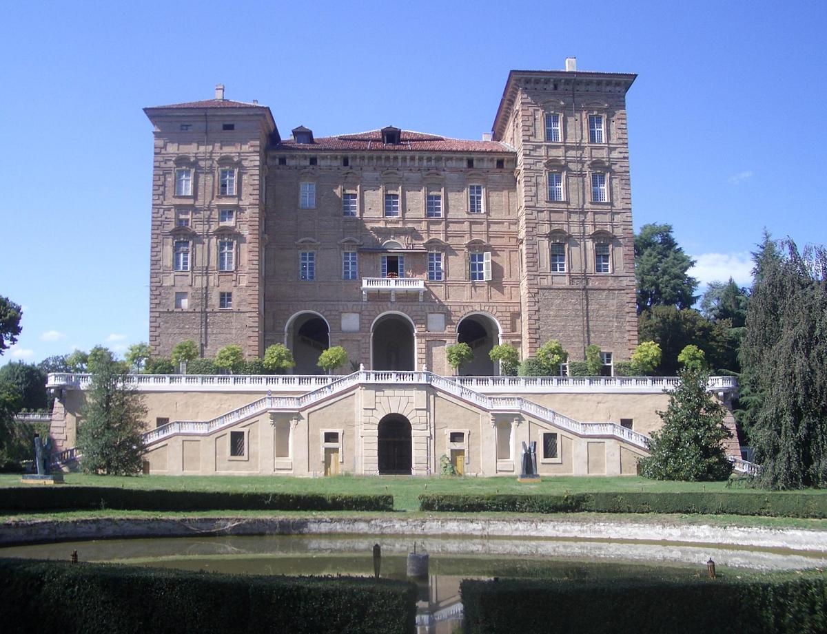learn Italian word castello