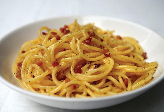 Ricetta: gli spaghetti alla carbonara | Learn Italian Daily